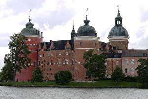 Fotos Burg Schweden Gripsholm Städte