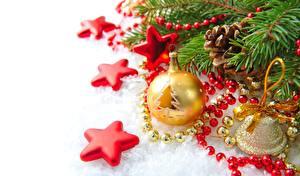 Hintergrundbilder Feiertage Neujahr Kugeln Ast Tannenbaum Zapfen