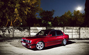 Pictures BMW Red Night auto