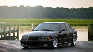 Wallpapers BMW Black auto