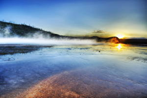 Fotos & Bilder Park USA Yellowstone Natur fotos