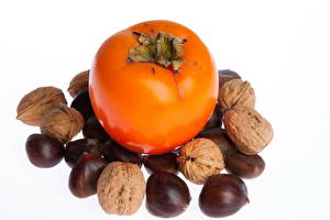 Picture Nuts Persimmon
