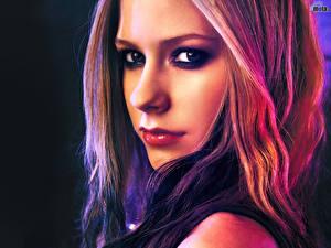 Hintergrundbilder Avril Lavigne Musik