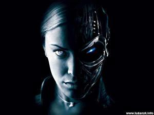 Wallpaper The Terminator  Terminator 3: Rise of the Machines
