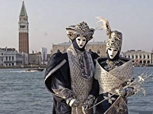 Hintergrundbilder Karneval und Maskerade