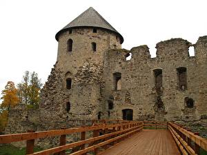 Fotos Burg Ruinen