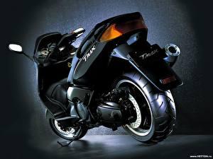 Desktop hintergrundbilder Motorroller Motorrad