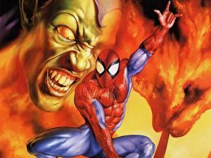 Tapety na pulpit Spider-Man - Games gra wideo komputerowa