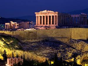 Bilder Ruinen Griechenland