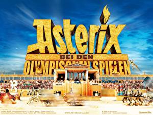 Picture Asterix at the Olympic Games