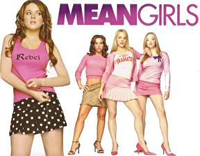 Picture Mean Girls film