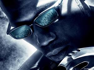 Wallpapers Blade Blade: Trinity Wesley Snipes Glasses Movies