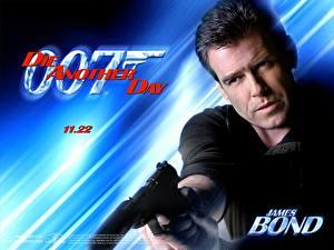 Wallpaper James Bond Die Another Day